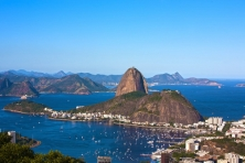 2014 Barbados to Brazil luxury cruise on Silversea
