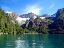 Silversea Alaska Cruise and Rockies Tour