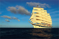 4 night sampler cruise on Royal Clipper