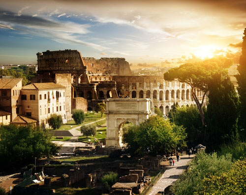 Ancient Greece and the Magic of Italy