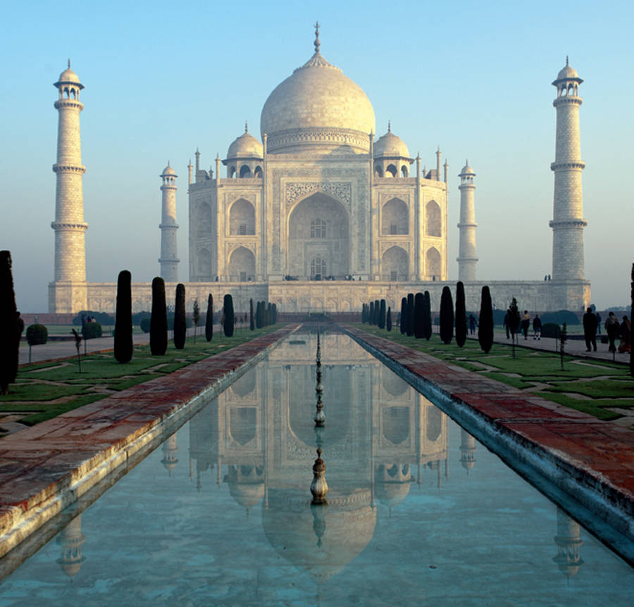 a study and history of the taj mahal Agra is home to one of the seven wonders of the modern world: the taj mahal it is india's largest attraction and is the largest tourist attraction in all of asia.