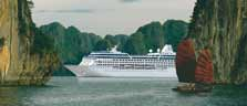 New 2015 offers from Oceania Cruises
