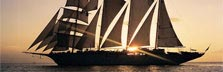 Beautiful Balearic Cruise on Star Clippers