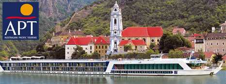 TWO FOR ONE FARES ON THIS RIVER CRUISE