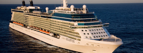 UK Cruise Convention and Celebrity Eclipse