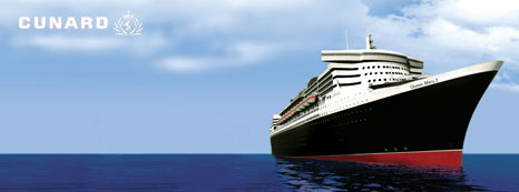CUNARD 2012 CRUISE OFFERS