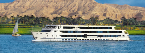 Egypt Re Opens for Nile Cruises