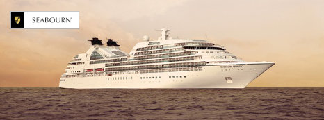 10 DAY MEDITERRANEAN CRUISE ON SEABOURN