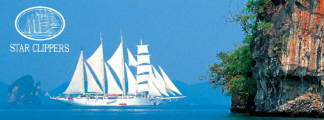 STAR CLIPPERS PICK UP THREE CRUISE AWARDS