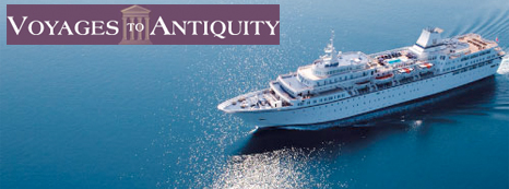 Afternoon Tea with Voyages to Antiquity
