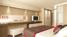 Superior staterooms