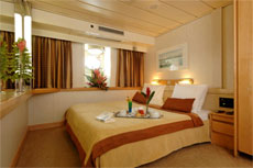 Bougainville Deck staterooms